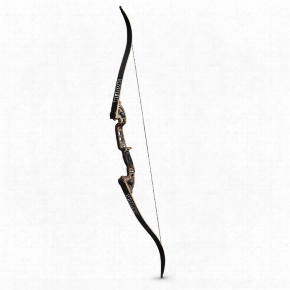 Martin Archery Jaguar Elite Take-down Recurve Bow Kit, 50-lb. Draw Weight