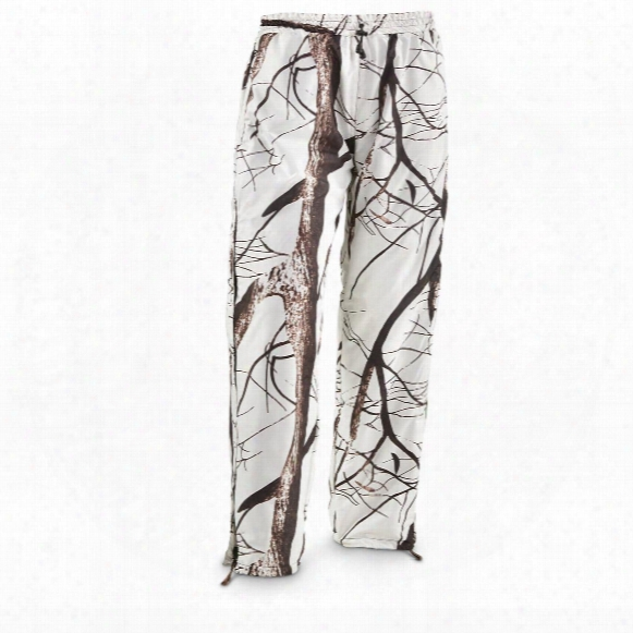 Master Sportsman Reversible Camo / Snow Pants, Waterproof