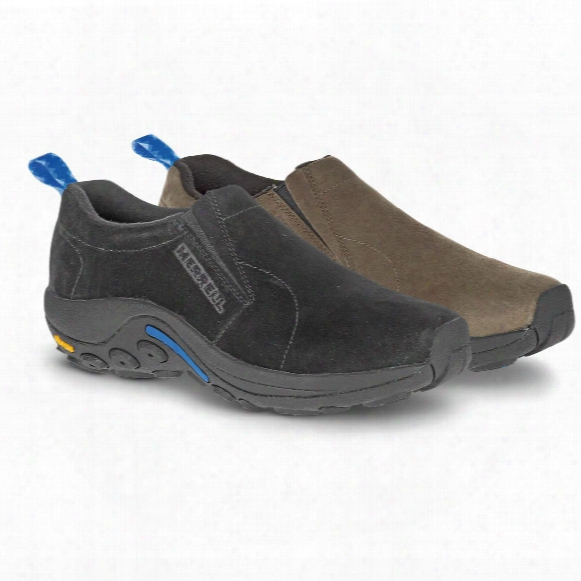 Merrell Men's Jungle Moc Ice+ Slip Attached Shoes