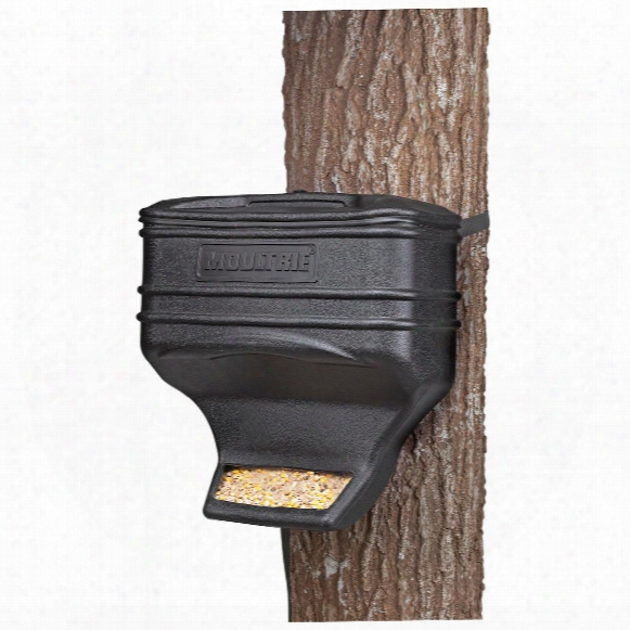 Moultrie Feed Station Gravity Deer Feeder, 40 Lb. Capacity
