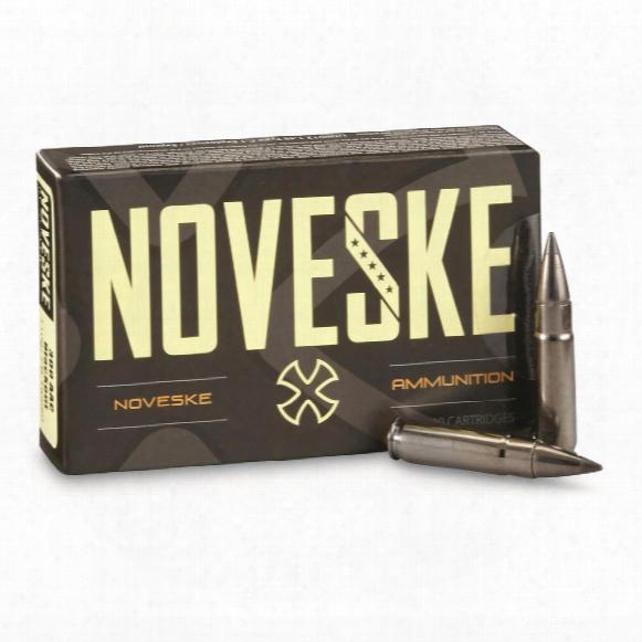 Nosler Noveske, .300 Aac Blackout, 110 Grain, Varmageddon, 20 Rounds