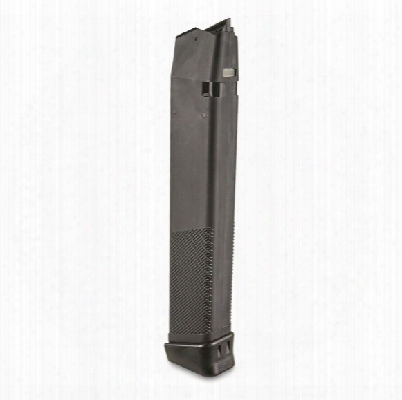 Red White & Blue Glock, .45 Acp Caliber Magazine, 26 Rounds