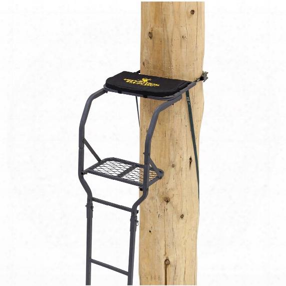 Rivers Edge Classic 1-man 15' Ladder Tree Stand