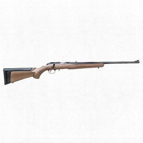 "Ruger American Rimfire, Bolt Action, .22lr, 22"" Barrel, 10 Rounds"