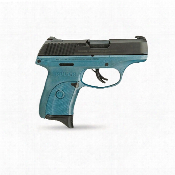 "Ruger Lc9s, Semi-automatic, 9mm, 3.12"" Barrel, 7+1 Rounds"