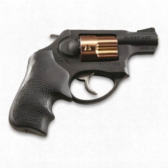 "Ruger Lcrx, Semi-automatic, .38 Special+p, 1.87"" Barrel, 5 Rounds"