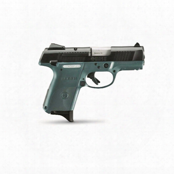 "Ruger Sr9c, Semi-automatic, 9mm, 3.4"" Barrel, 10+1 Rounds"