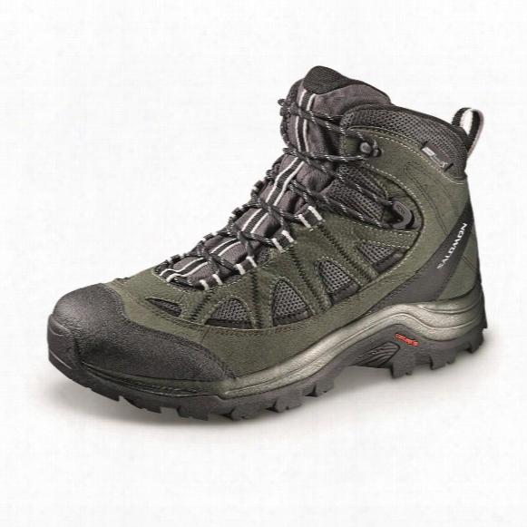 Salomon Men's Authentic Ltr Gtx Hiking Boots, Waterproof