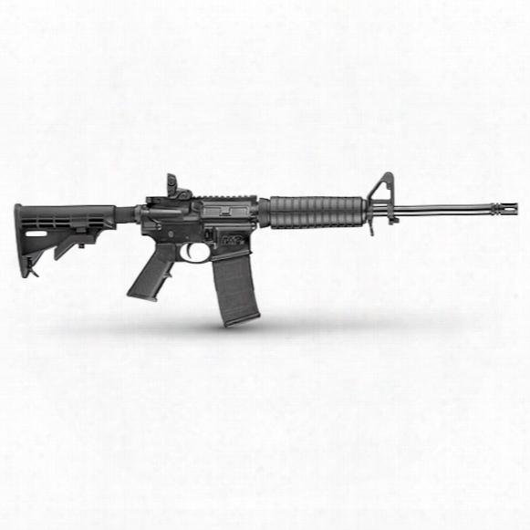 "Smith & Wesson M&p Sport Ii, Semi-automatic, 5.56x45mm, 16"" Barrel, 30+1 Rounds"