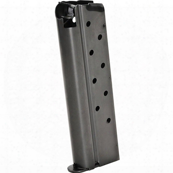 Springfield 1911 9mm Magazine, 9 Rounds, Blued Finish