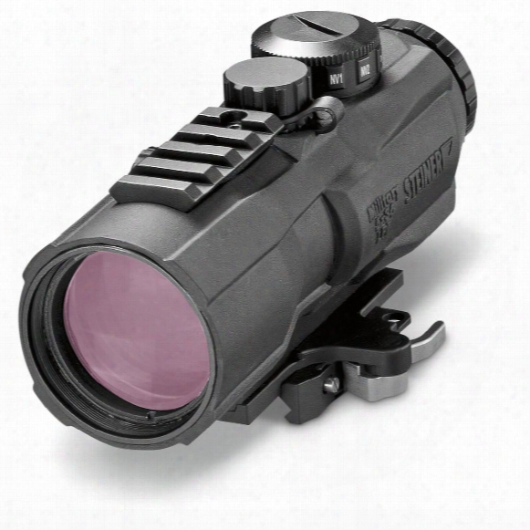 Steiner M536 5x36mm Prism Sight Rifle Scope, 5.56 Reticle