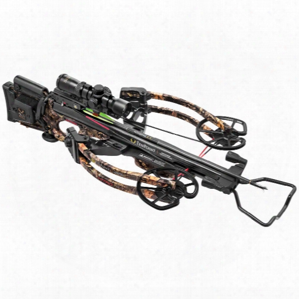 Tenpoint Carbon Nitro Rdx Crossbow Package, 165-lb. Draw Weight