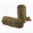 Polish Military Surplus XL Canvas Transport Bags, 2 Pack, New