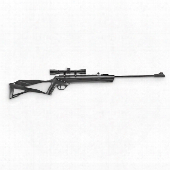 Umarex Surgemax Air Rifle With 4x32mm Scope, .177 Caliber