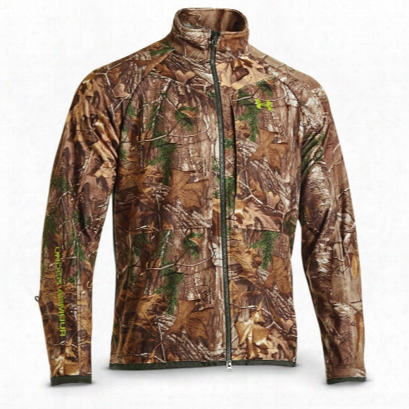 Under Armour Men's Coldgear Infrared Scent Control Rut Hunting Jacket