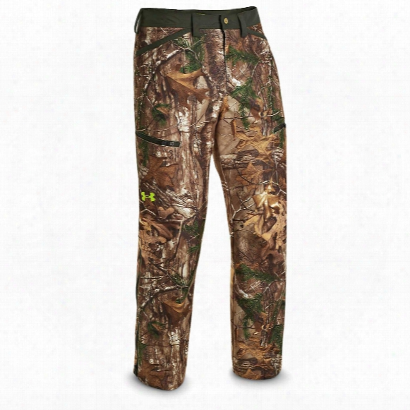 Under Armour Men's Coldgear Infrared Scent Control Rut Hunting Pants