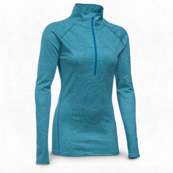 Under Armour Women's Coldgear Infrared Evo 1/2-zip Hoodie