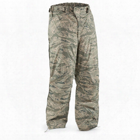 U.s. Military Surplus Abu Primaloft Ecw Pants, New
