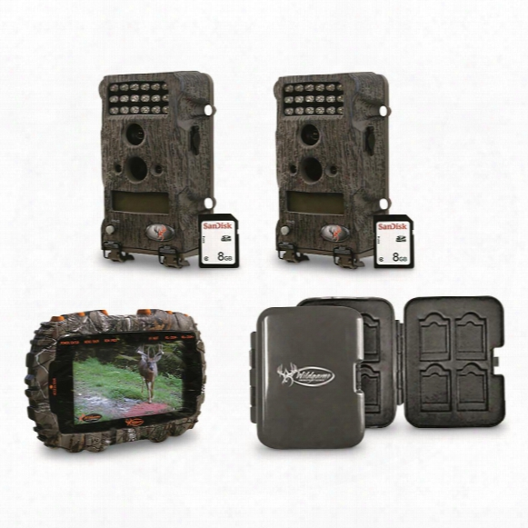 Wildgame Innovations Whitetail Hunter Kit, 6 Piece