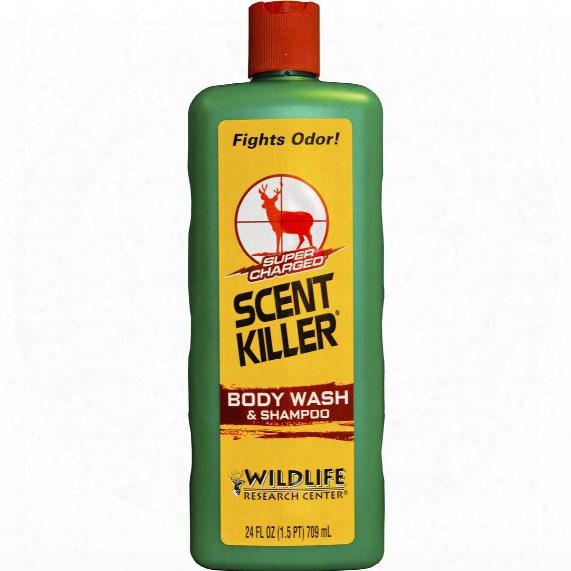 Wildlife Research Center Scent Killer Body Wash & Shampoo