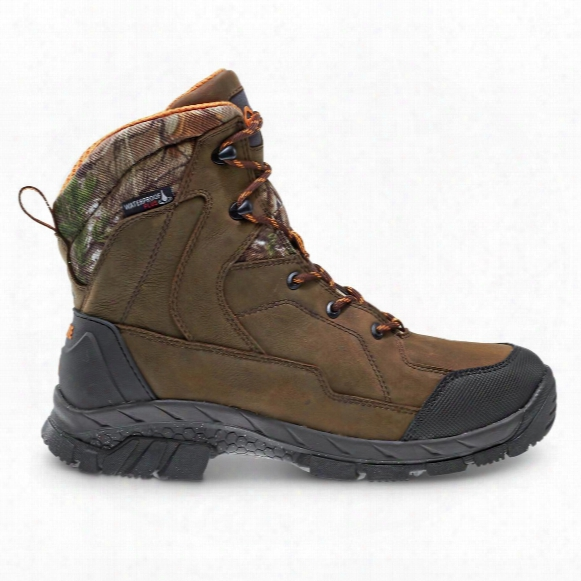 Wolverine Men's Crossbuck Lx Hunting Boots, Waterproof, 400 Gram Thinsulate