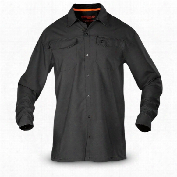 5.11 Tactical Men's Freedom Flex Long Sleeve Shirt