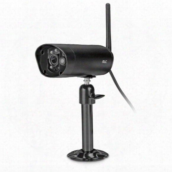 Alc 720p Hd Outdoor Wi-fi Camera With On-camera Recording