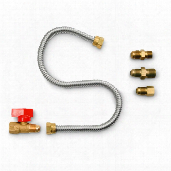 """""""one Stop"""" Universal Gas Appliance """"hook-up"""" Kit"""