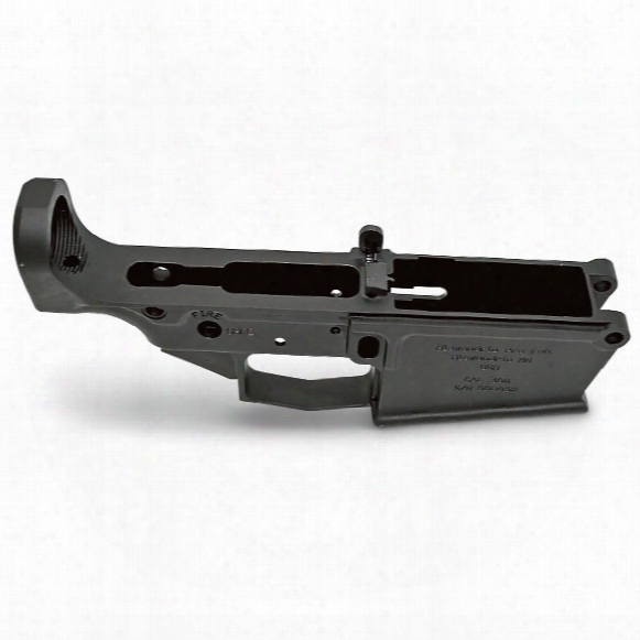 Apf Ar-10 Stripped Lower Receiver, .308 Winchester/7.62 Nato