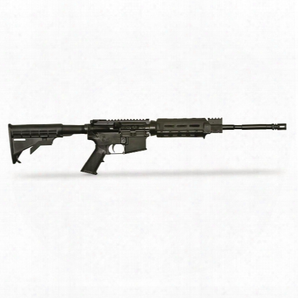"Apf Econo Carbine, Semi-automatic, .300 Aac Blackout, 16"" Barrel, 30 Rounds"