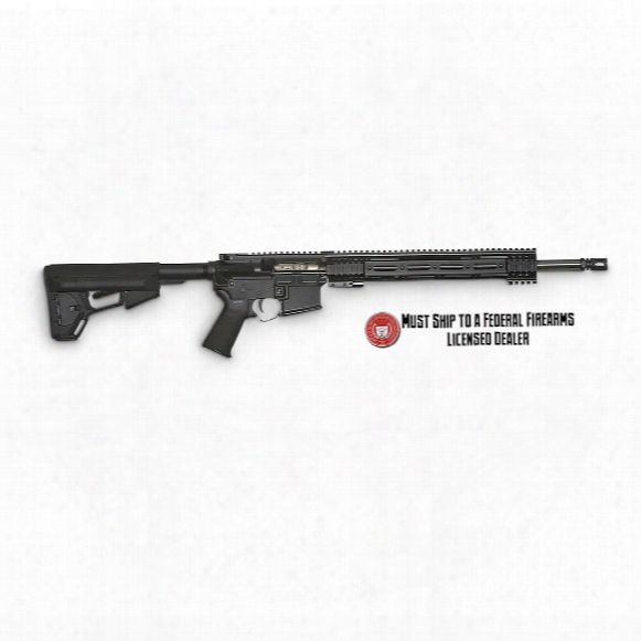 "Apf Tactical Varmint, Semi-automatic, 6.5mm Grendel, 18"" Stainless Barrel, 25+1 Rounds"