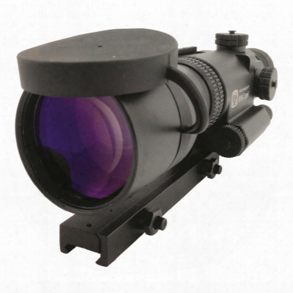Armasight Night Vision Wwz 4x Gen 1+ Mid Range Rifle Scope