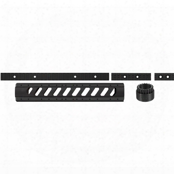 """Ati Ar-15 Aluminum 6-sided 12"""" Rifle Length Free Float Forend Package"""