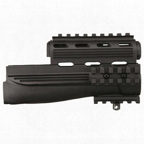 Ati Strikeforce Ak-47 Upper & Lower Handguard Set With 4 Rails