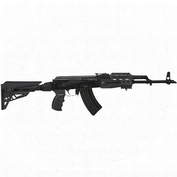 Ati Tactlite Elite Adjustable Ak-47 Stock With Non-slip Recoil Pad