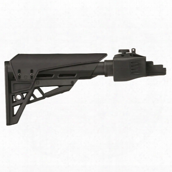 Ati Tactlite Strikeforce R22 Folding Rifle Stock For Ruger 10/22 Rifles
