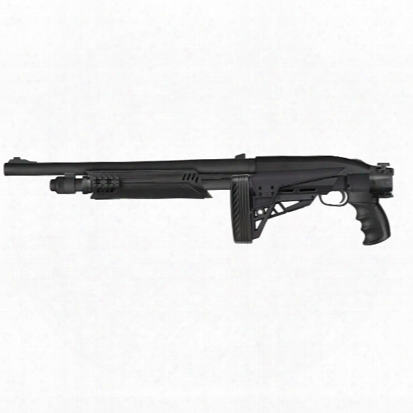 Ati Tactlite Strikeforce Shotgun Stock, For Mossberg / Remington / Winchester 12-ga.