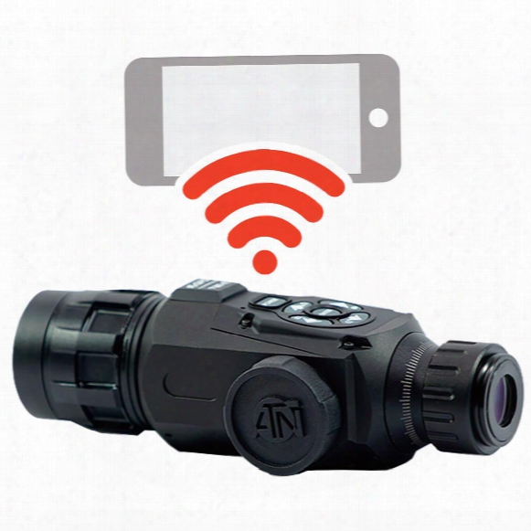 Atn Ots-hd 384 4.5-18x50mm Thermal Digital Monocular