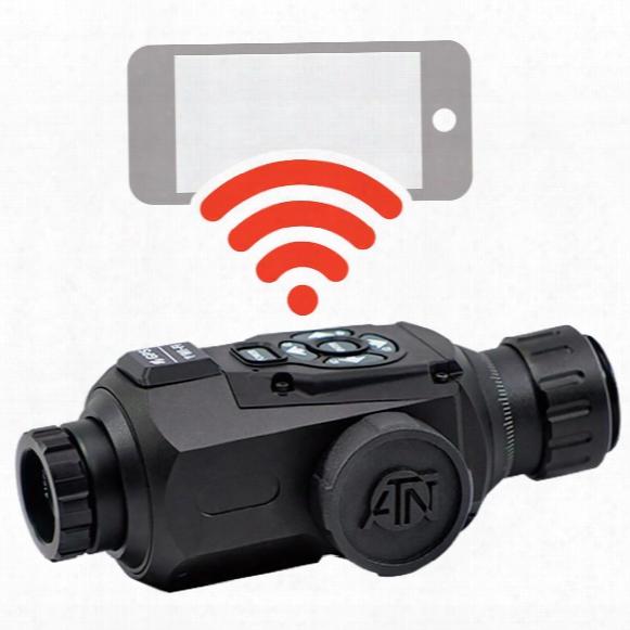 Atn Ots-hd 640 1.5-15x19mm Thermal Digital Monocular