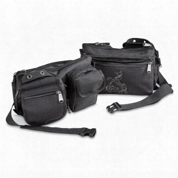 "Bulldog Deluxe Satchel ""go-bag"", 2 Pack"