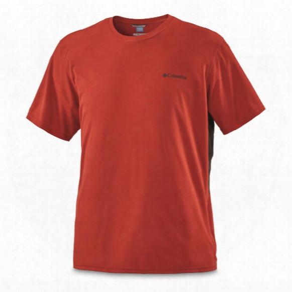 Columbia Men's Cool Coil Short Sleeve Shirt