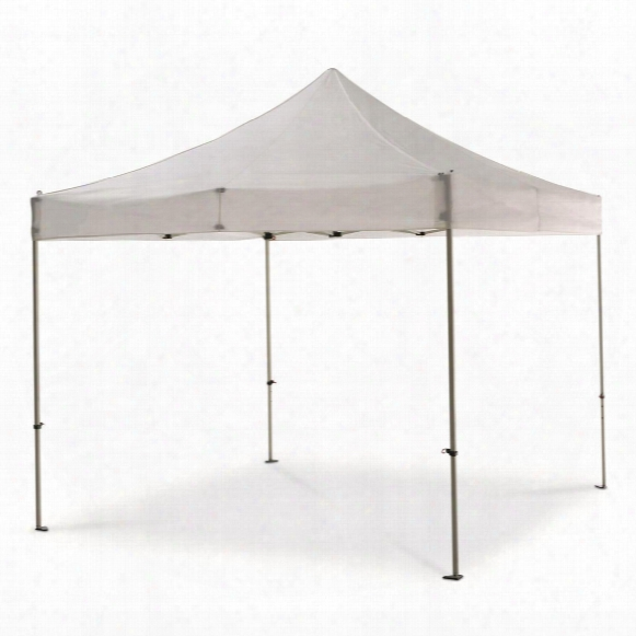 Commercial Grade Pop Up Canopy, 10' X 10'