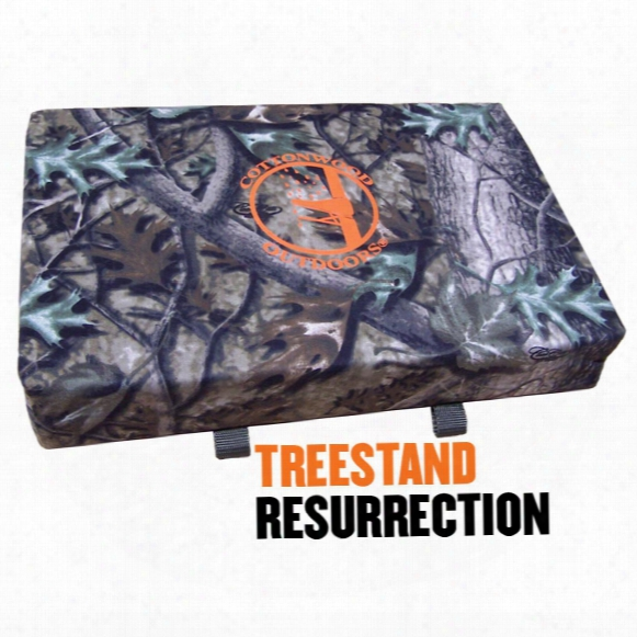 Cottonwood Outdoors Weathershield Hang-on Xxl Seat Cushion