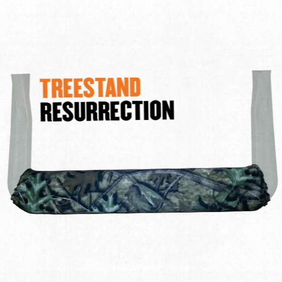 "Cottonwood Outdoors Weathershield Treestand Shooting Rail Pad, 20"", Clear Cutt Camo"