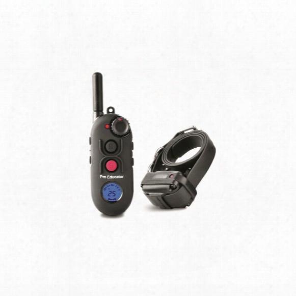 E-collar Pro Educator Pe-900 Advanced Remote Dog Training System