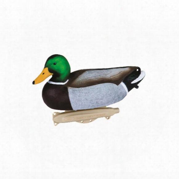 Flambeau Stormfront Classic Mallard Duck Decoys, 12 Pack