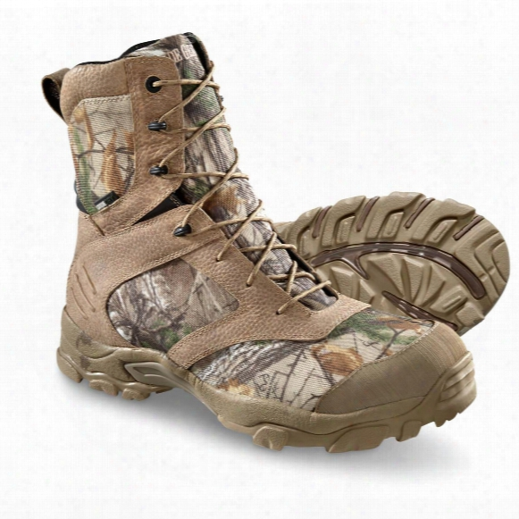 Guide Gear Men's Timber Ops Insulated Waterproof Hunting Boots, 800 Grams
