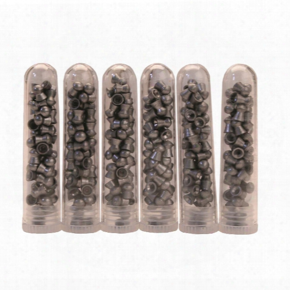 H&n Field Target Pellet Sampler Pack, .177 Caliber, 240 Count