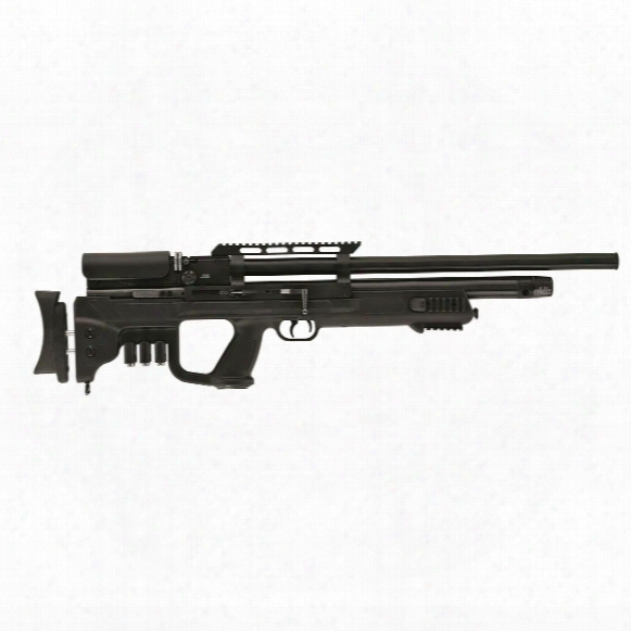 Hatsan Gladius Long Pcp Air Rifle, Side-lever Action, .177, .22 Or .25 Caliber, Pcp, 10/10/9 Rounds