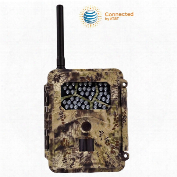 Hco Spartan At&t Gocam 3g Wireless Ir Trail/game Camera
